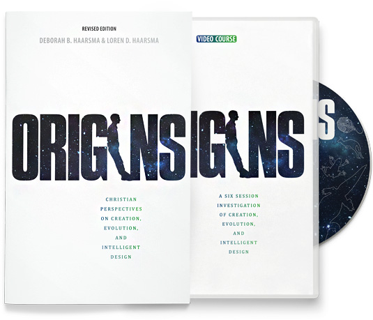 Origins Book and DVD